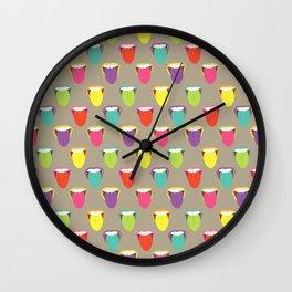 Say Ah! Wall Clock