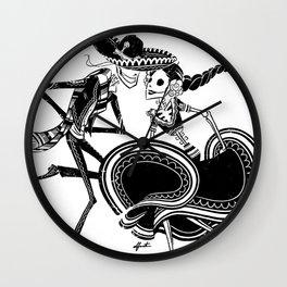 ZAPATEADO Wall Clock