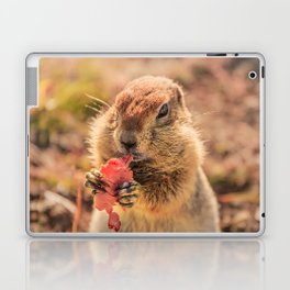 Have a smile for breakfast Laptop & iPad Skin
