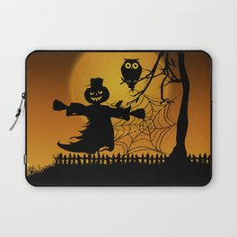 Spooky Halloween 5 Laptop Sleeve