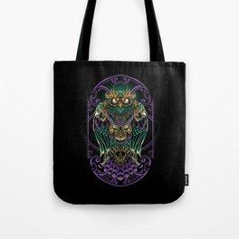 Grand Horned Owl Tote Bag