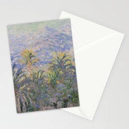Palm Trees at Bordighera Stationery Cards