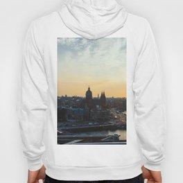 Amsterdam at Sunset Hoody