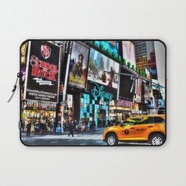 Times Square NY Laptop Sleeve