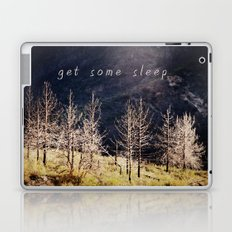 get some sleep Laptop & iPad Skin