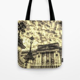 Buckingham Palace Vintage Tote Bag