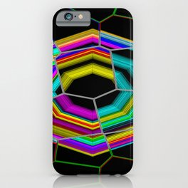 Octagonal and Some iPhone Case