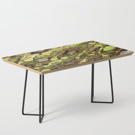 Green River Coffee Table