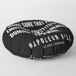 59  | Napoleon Hill Quote Series  | 190614 Floor Pillow