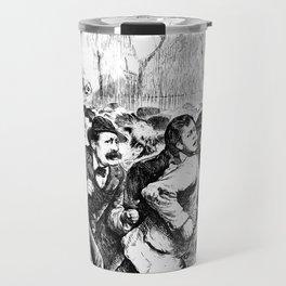 Tompkins Square Riot of 1874 Travel Mug