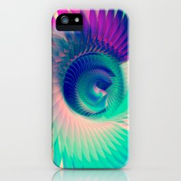 Abstract Wing iPhone Case