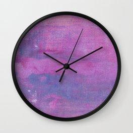 Abstract No. 288 Wall Clock
