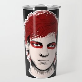 Blurryface Josh. Travel Mug