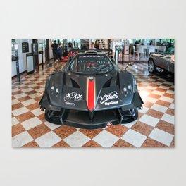 Nurburgring Champ Canvas Print
