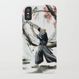 47 Furious Tails Art by: Alexia Veldhuisen iPhone Case