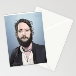 Band of Horses, Ben Bridwell Stationery Cards