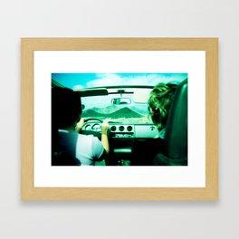 Roadtrip NO4 Framed Art Print