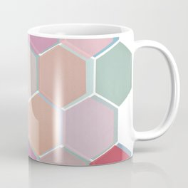 Layered Honeycomb 003 Coffee Mug