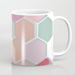Layered Honeycomb 003 Coffee Mug