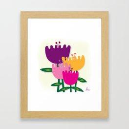 Keukenhof Framed Art Print