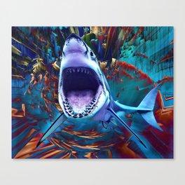 The Predator Canvas Print