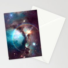 deep space - for iphone Stationery Cards