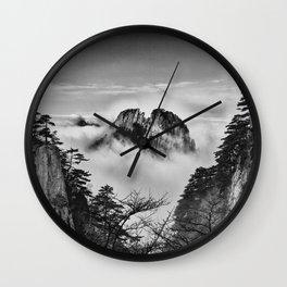 Cradle of Destiny Wall Clock
