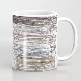 Gray abstract watercolor Coffee Mug