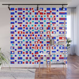 Color square 13 Wall Mural