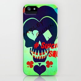 "Harley Quinn ""Suicide Squad"" iPhone Case"
