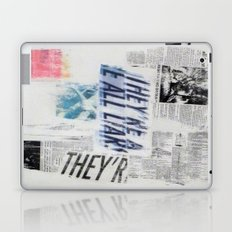 COLLAGE 3 Laptop & iPad Skin