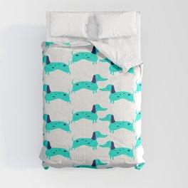 Dapple Dachshunds Love: Inky Comforters