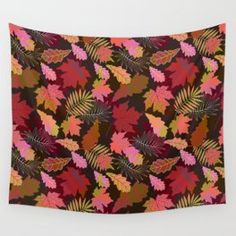 Autumn fall. Wall Tapestry