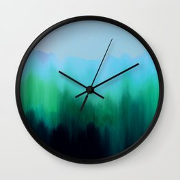 Endless or Forever Wall Clock