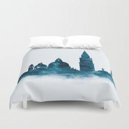 Venice Skyline Duvet Cover