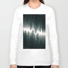 Forest Reflections XII Long Sleeve T-shirt