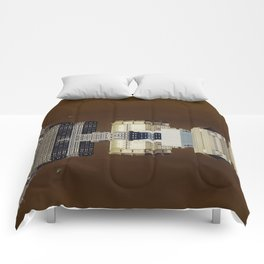 Floating City Comforters