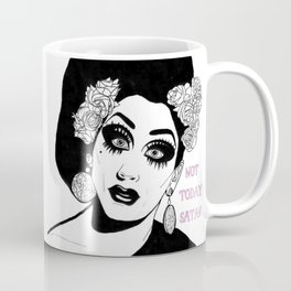 Bianca Del Rio - Not Today Satan *Special Edition* Coffee Mug
