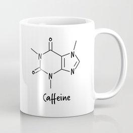 Caffeine font 2 Coffee Mug