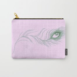 Argus (Peacock Eyes) Carry-All Pouch