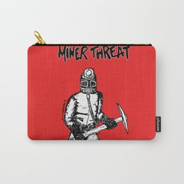 Miner Threat Carry-All Pouch