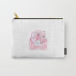 PERFUME BOTTLE DECOR, Makeup Bathroom Decor,Fashion Illustration,Fashion Wall Art,Modern Art,Mom Carry-All Pouch