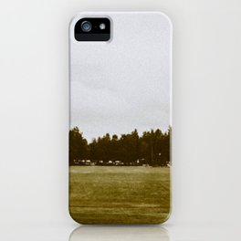 The Earthly Mundane iPhone Case