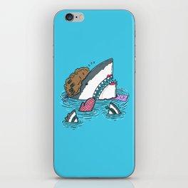 The Mom Shark iPhone Skin