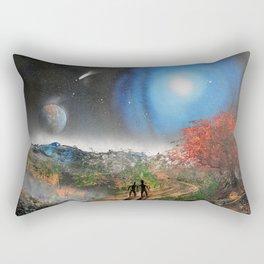 Today, Tomorrow And Always Rectangular Pillow