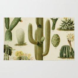 Naturalist Cacti Rug