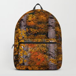 Birch Trees #2 Backpack