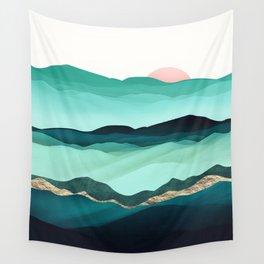 Summer Hills Wall Tapestry