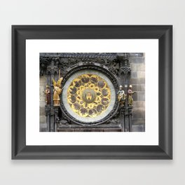 Prague IV Framed Art Print