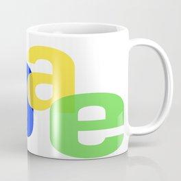 Ebae Coffee Mug